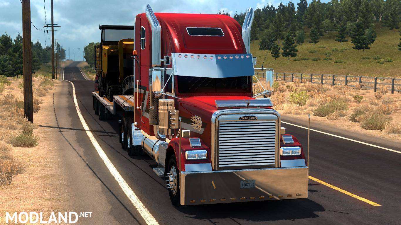 Freightliner Classic Xl V 4 7 0 1 28 X Mod For American